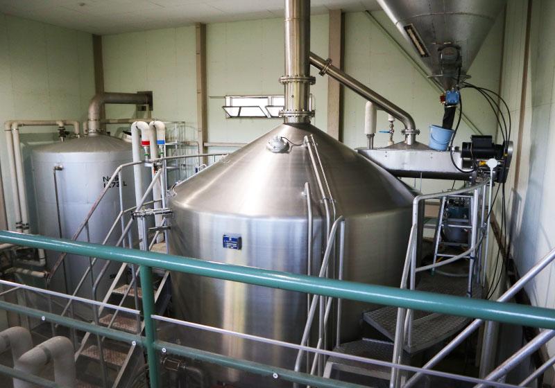 ウイスキー 製造工程