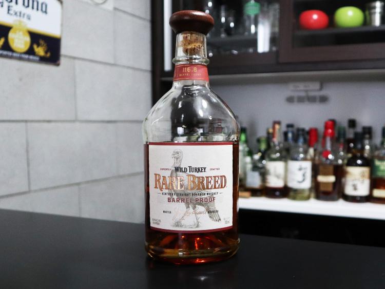 WILD TURKEY ワイルドターキー レアブリード