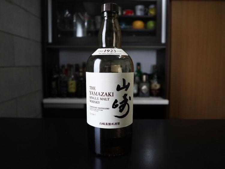 ウイスキー 山崎